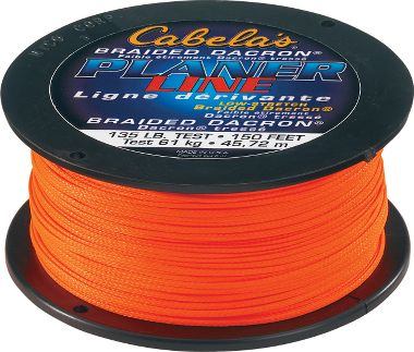Lead core trolling lines for Cabela s fishing line
