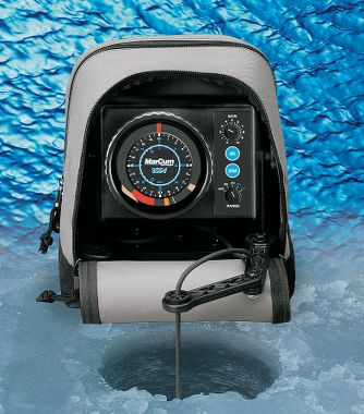 Vx 1 pro flasher for Marcum ice fishing