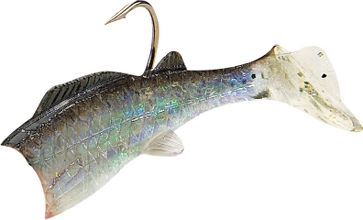 Mimic Minnows Paddletail Replacement Bodies - Per 25 ...