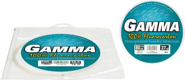 100 fluorocarbon leader material for Gamma fishing line
