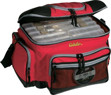 Tackle bags for Cabelas fishing backpack