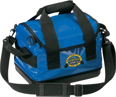 Waterproof tackle and gear bags for Cabelas fishing backpack