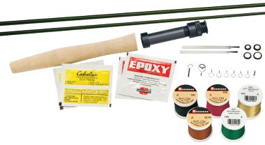 Premium pt fly rod kits for Fishing rod building kits