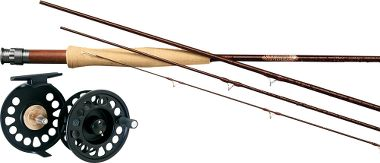 Imperial and prestige plus fly combo for Cabela s fishing poles