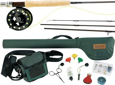 Fly Fishing Rod Reel Combos Hookandbullet Com