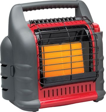 ice fishing heaters
