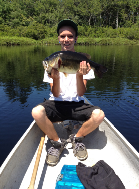Cain Pond Fishing Report near North Lakeville ...