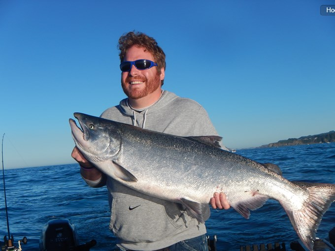 Brookings fishing fishing charter brookings or for Fishing brookings oregon