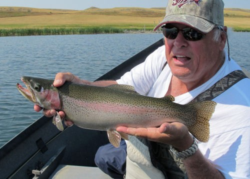 Lone willow creek guide service fishing guide for Willow creek fishing