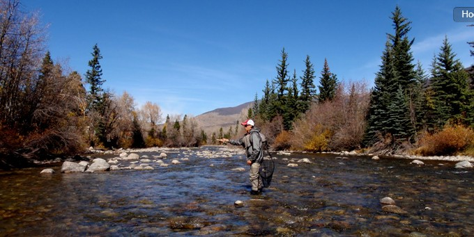 Colorado cast and blast fishing guide englewood co for Colorado fishing guide