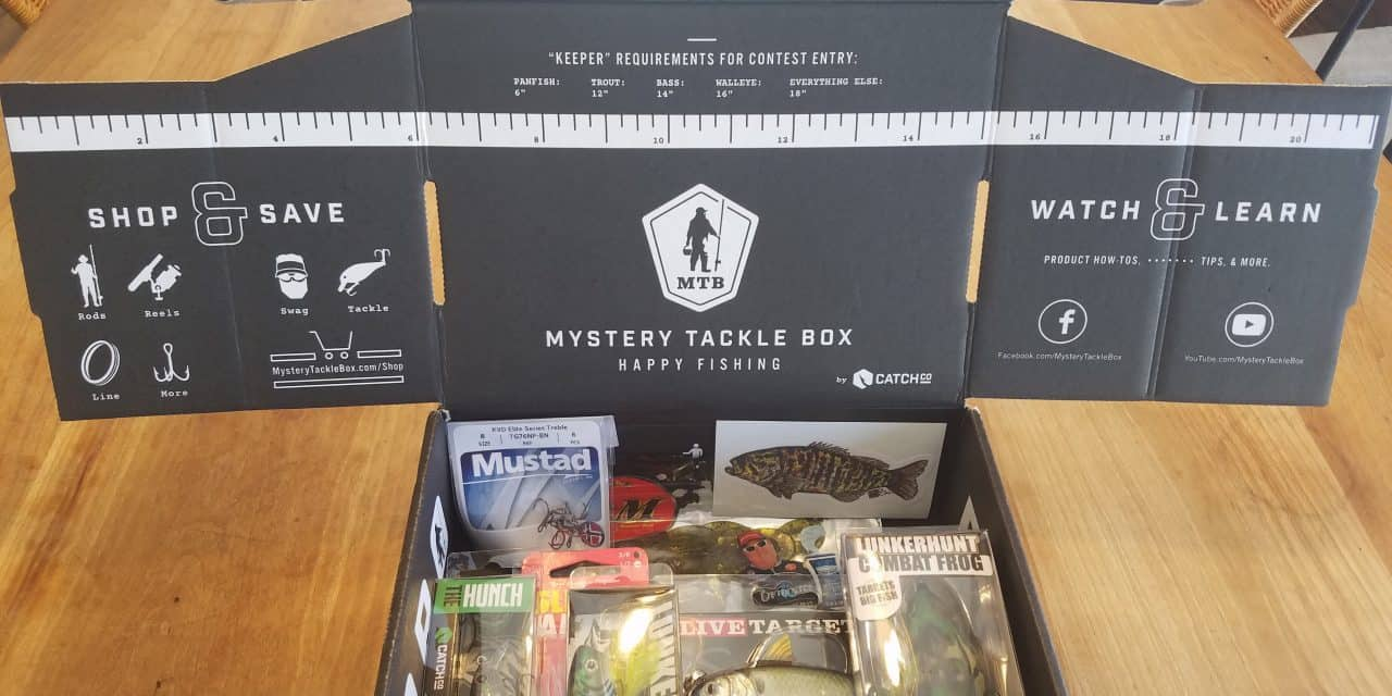 Mystery Tackle Box Review ($25)