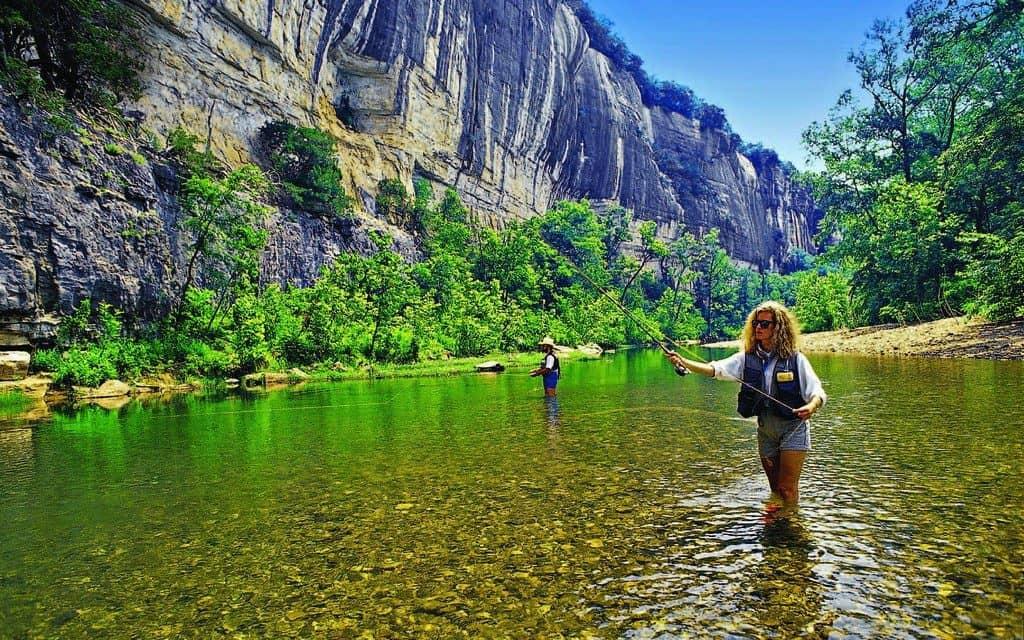 Best Fishing in Arkansas