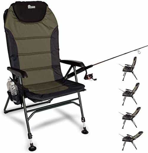 Earth Products 4-Position Fishing Chair
