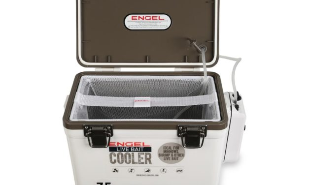 Engel Live Bait Cooler Review