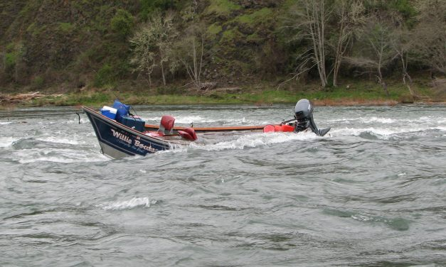 Anchor Any River