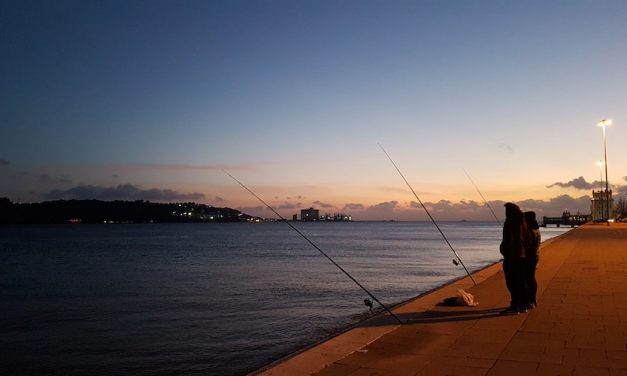 How To Go Fishing at Night