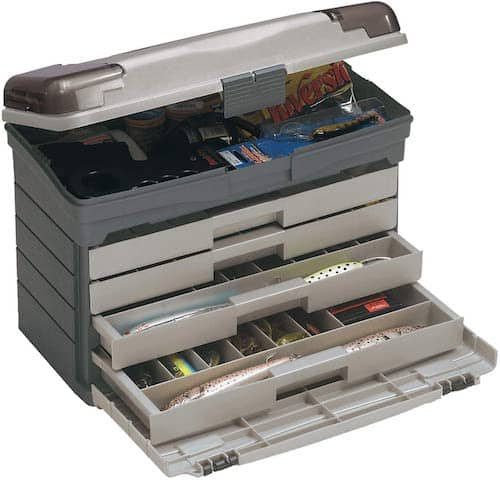 Plano Four Drawer Tackle System