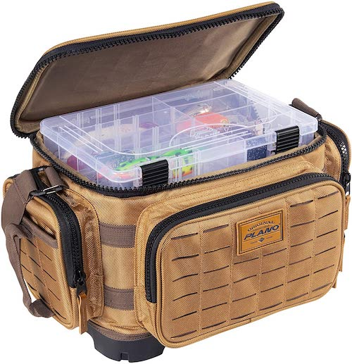 Plano Guide Series Tackle Bag against a white background.