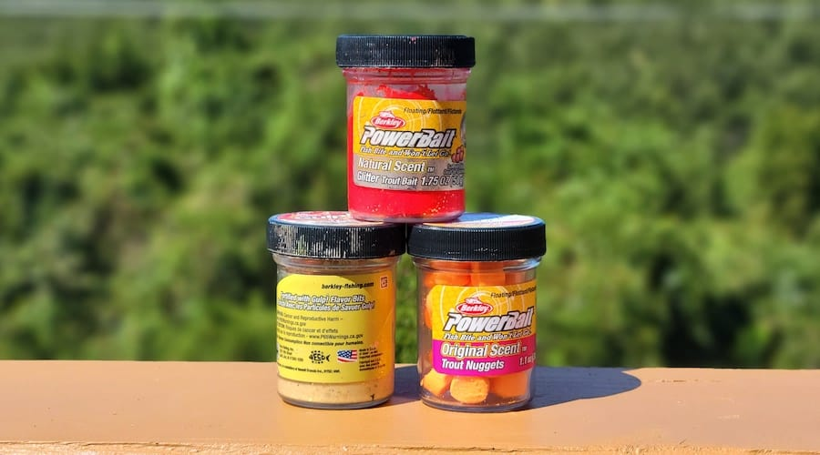 Best PowerBait Flavors for Trout in 2021