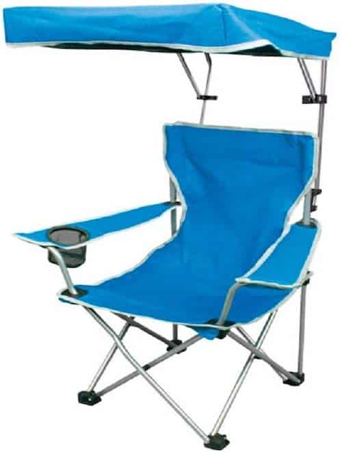Quik Shade Folding Canopy Shade Children's Chair