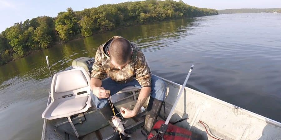 How to Unhook a Catfish