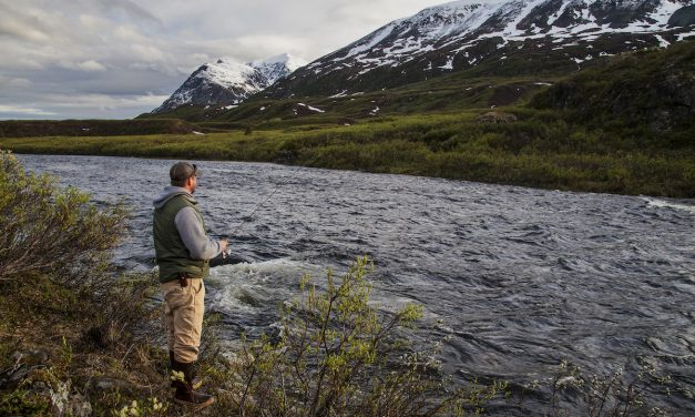 Alaska Fishing Licenses