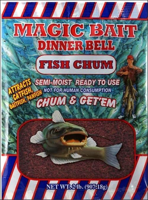 Magic Bait Dinner Bell Fish Chum