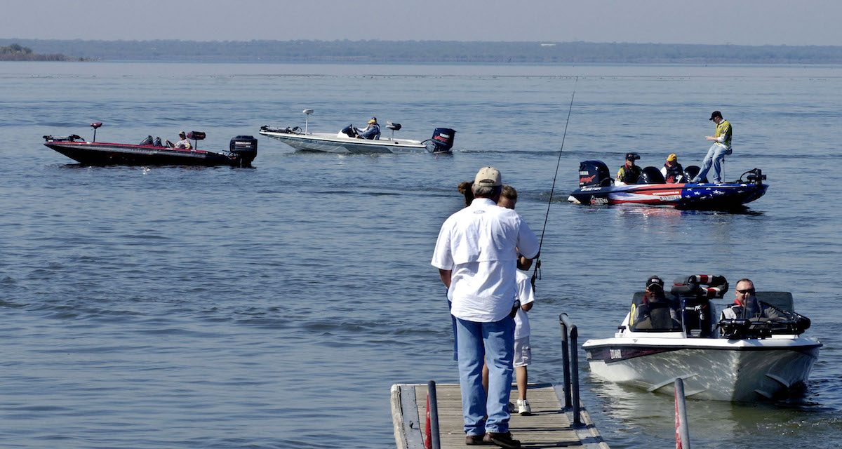 Oklahoma Fishing Licenses