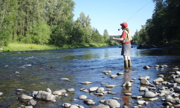 Oregon Fishing Licenses